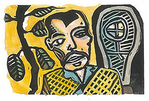 Lino Cut Series